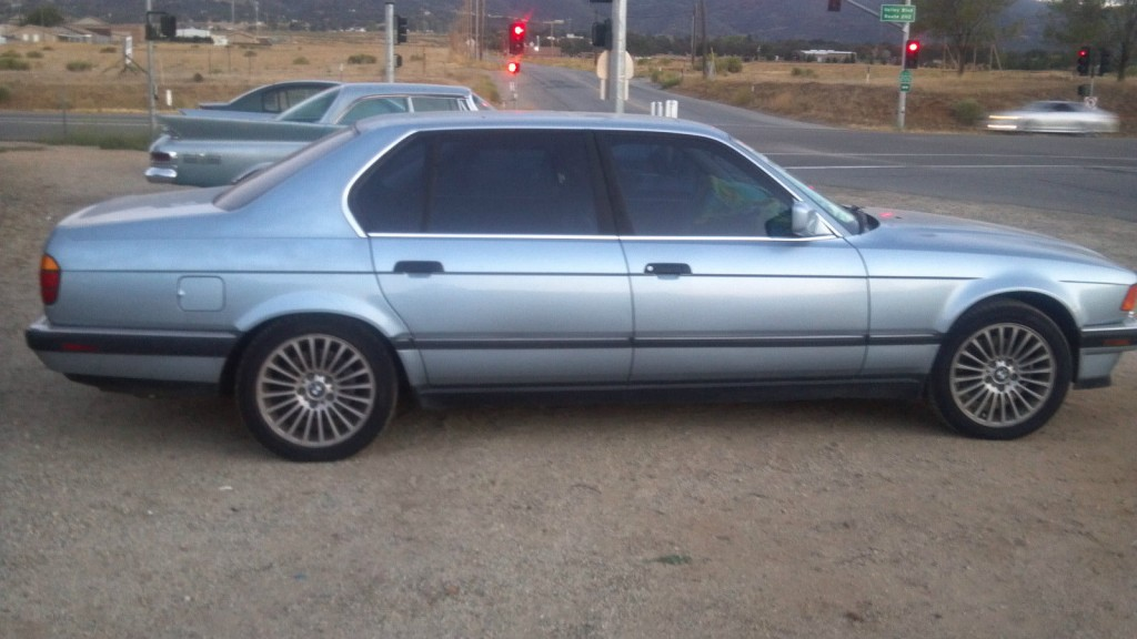 1990 Bmw 7 Series For Sale