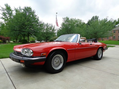1990 Jaguar XJS for sale