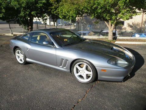 1998 Ferrari 550 for sale