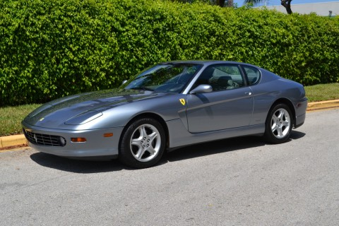 1999 Ferrari 456 for sale