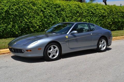 1999 Ferrari 456 for sale