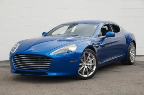 2014 Aston Martin 4dr Sedan for sale