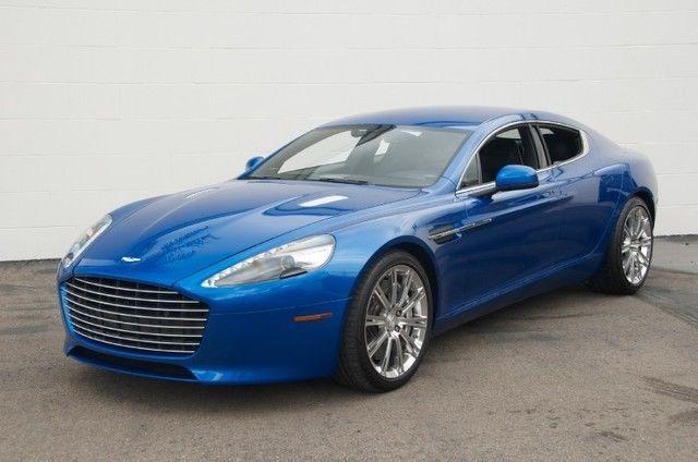 2014 Aston Martin 4dr Sedan