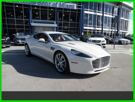 2014 Aston Martin Rapide for sale