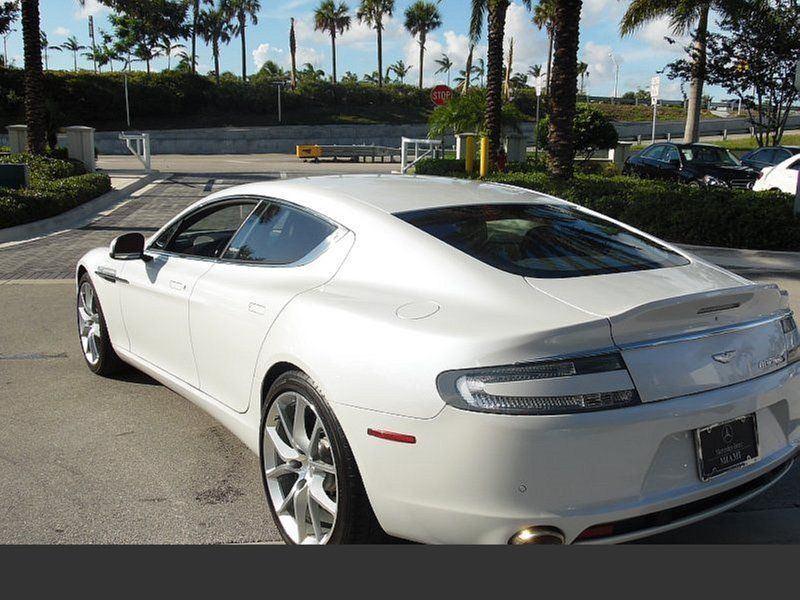 Aston Martin Rapide V Cars For Sale