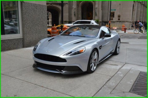 2014 Aston Martin Vanquish for sale