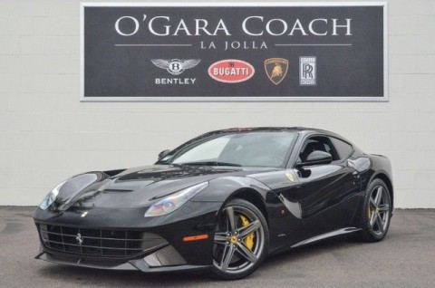 2014 Ferrari F12 2dr Coupe for sale