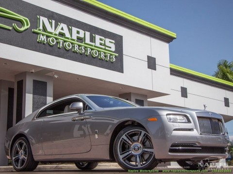 2015 Rolls-Royce Wraith for sale
