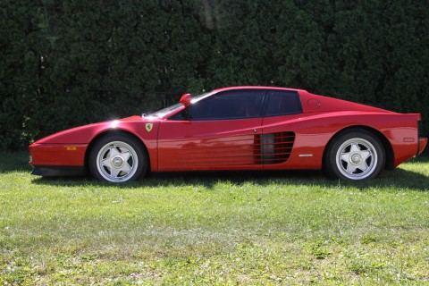 1986 Ferrari Testarossa for sale
