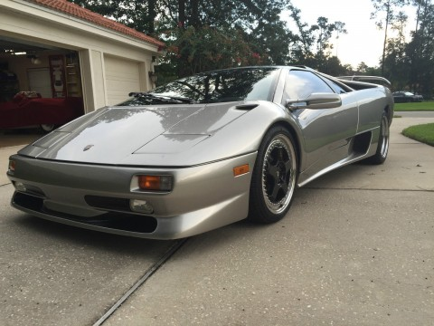 1998 Lamborghini Diablo for sale