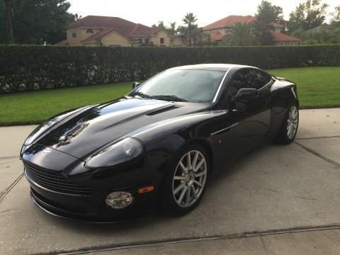 2003 Aston Martin Vanquish for sale