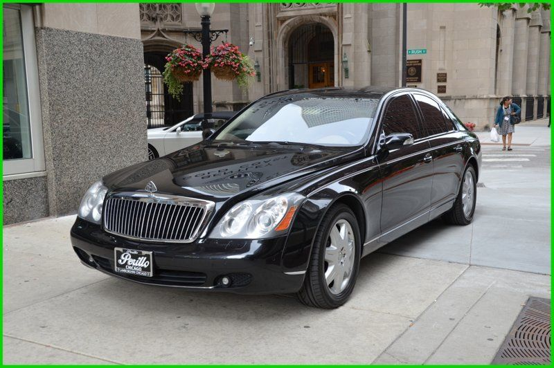 2008 maybach 57 for sale. Black Bedroom Furniture Sets. Home Design Ideas