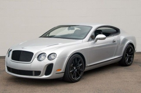 2010 Bentley Continental GT 2dr Coupe for sale