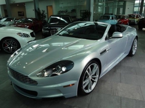 2011 Aston Martin DBS for sale
