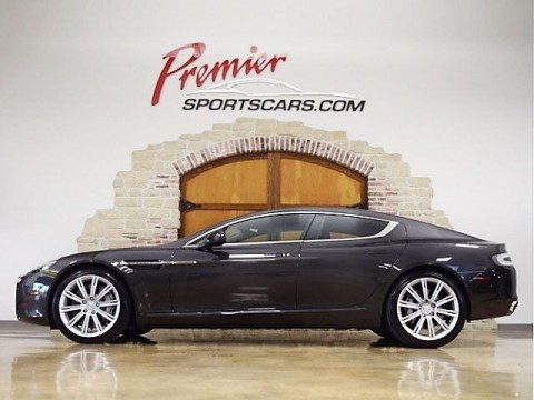2011 Aston Martin for sale