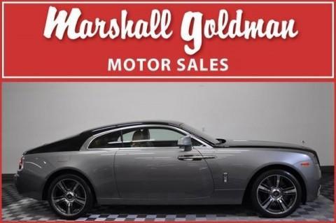 2014 Rolls Royce Wraith for sale
