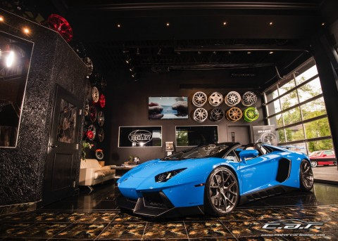 2015 Lamborghini Aventador for sale