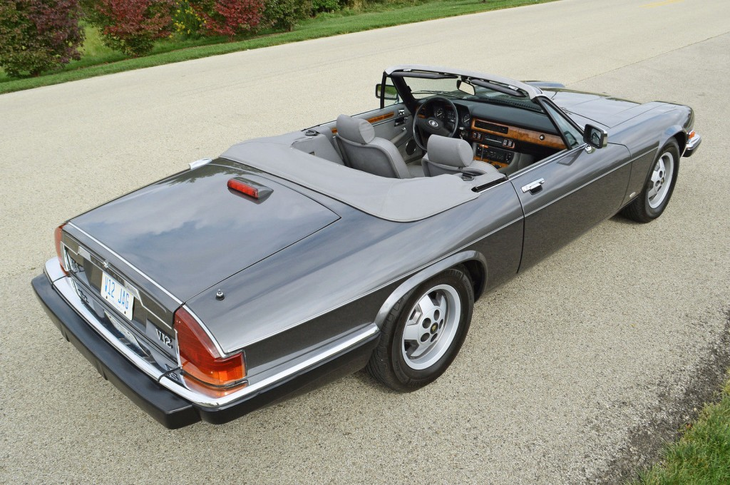 1988 jaguar xjs 2 door hess eisenhardt convertible for sale. Black Bedroom Furniture Sets. Home Design Ideas