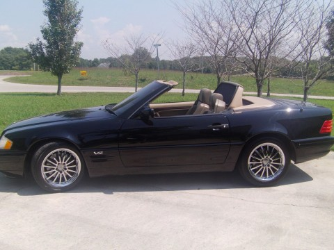 1996 Mercedes Benz SL Class for sale