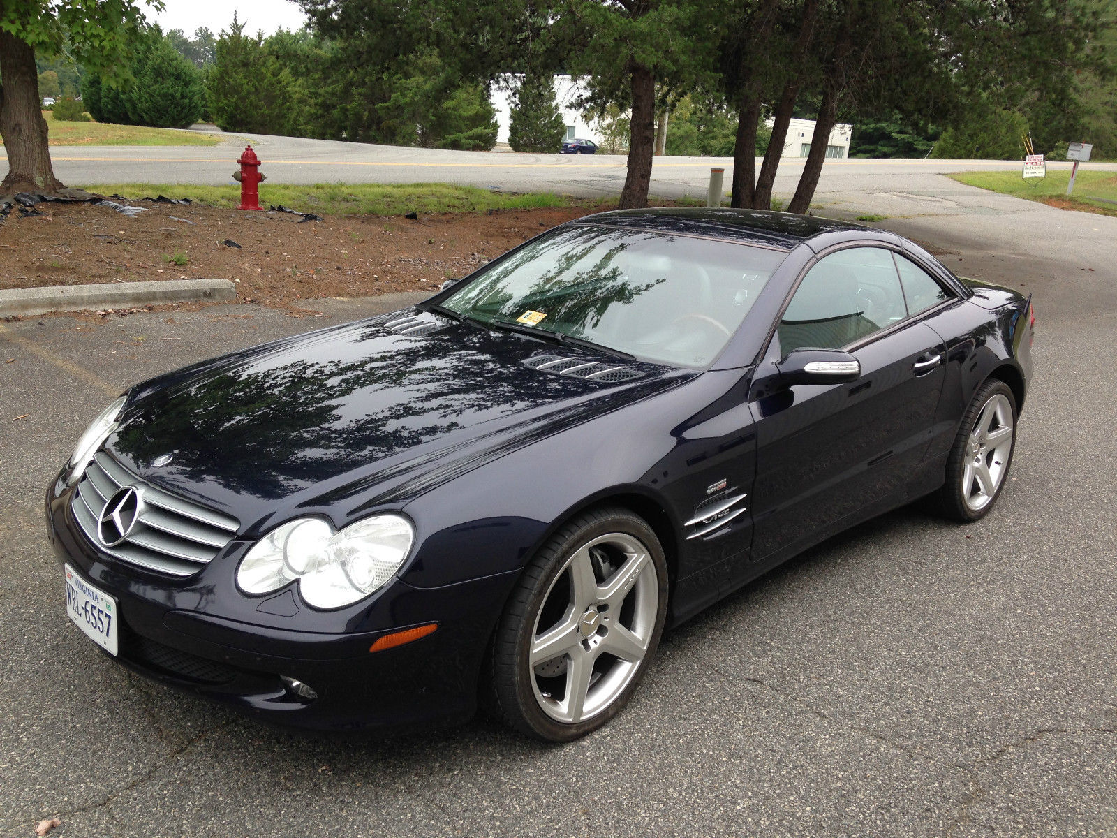 2004 mercedes benz sl class for sale. Black Bedroom Furniture Sets. Home Design Ideas