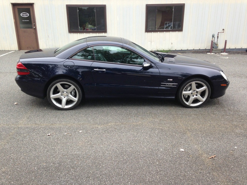 2004 Mercedes Benz Sl Class For Sale