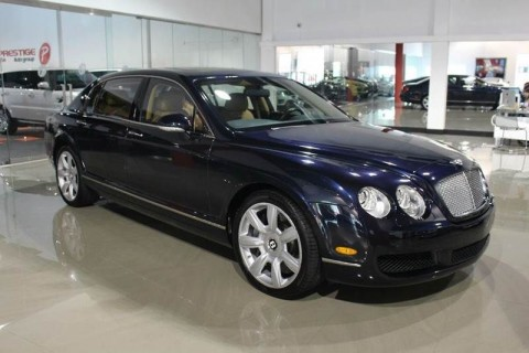 2006 Bentley Continental GT Base AWD 4dr Sedan for sale
