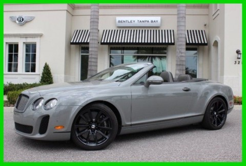 2011 Bentley Continental GT for sale