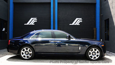 2011 Rolls Royce Ghost 4dr Sedan for sale