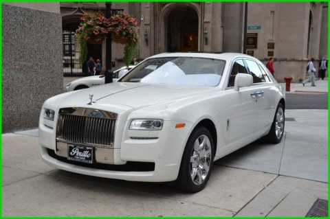 2011 Rolls Royce Ghost for sale