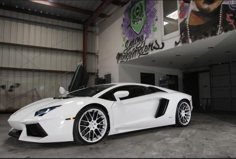 2012 Lamborghini Aventador for sale