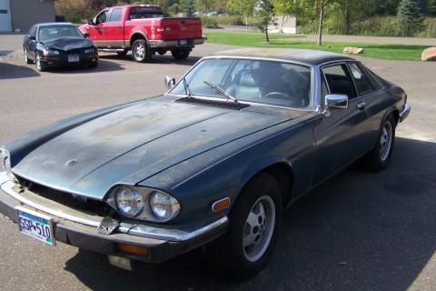 1983 Jaguar XJS Base Coupe 2 Door 5.3L for sale