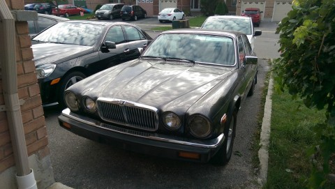 1988 Jaguar XJ12 Vanden Plas Sedan 4 Door 5.3L for sale