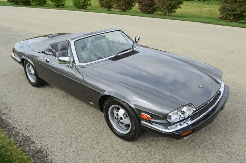 1988 Jaguar XJS 2 door Hess & Eisenhardt convertible for sale