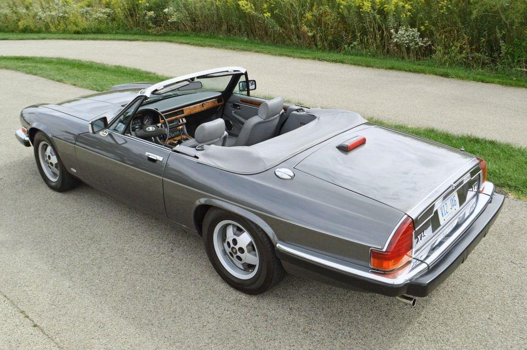 1988 Jaguar Xjs 2 Door Hess Amp Eisenhardt Convertible For Sale