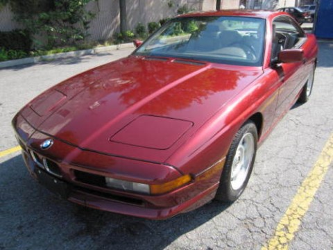 1991 BMW 8 Series 2dr Coupe 85 for sale