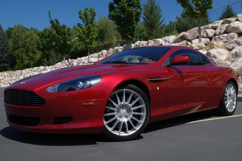 2005 Aston Martin DB9 for sale