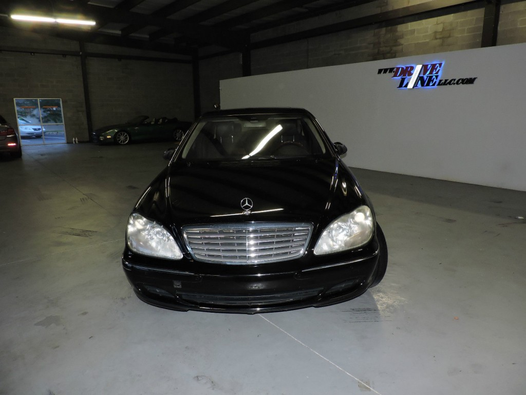 2005 mercedes benz s class s600 v12 for sale for S600 mercedes benz for sale