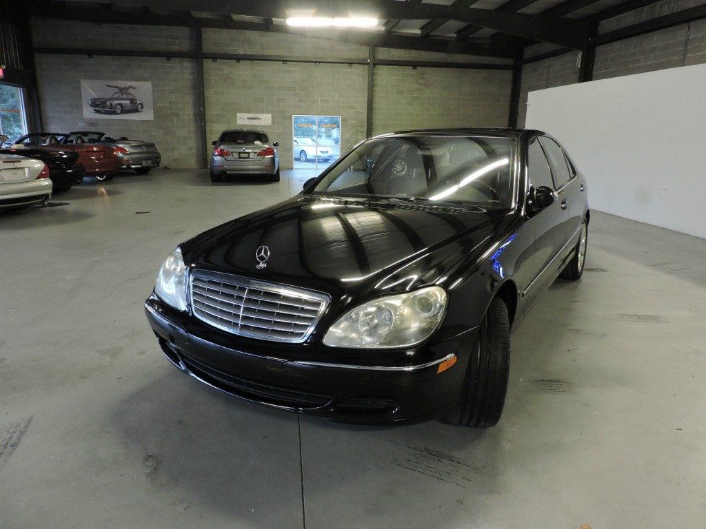 2005 mercedes benz s class s600 v12 for sale for Mercedes benz v class for sale
