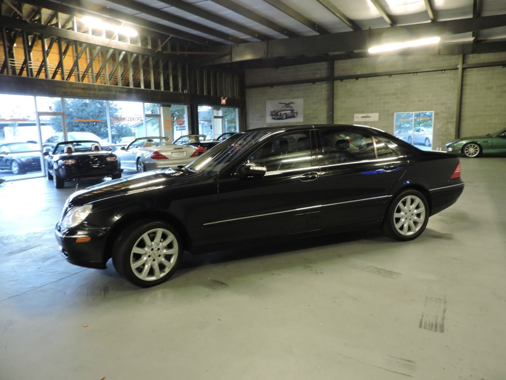 2005 mercedes benz s class s600 v12 for sale for 2005 s500 mercedes benz