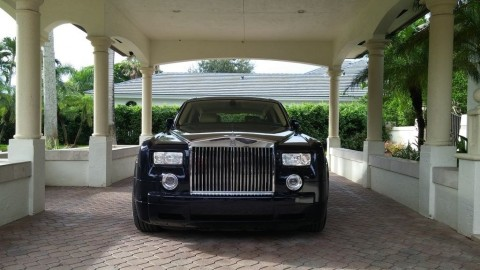 2005 Rolls Royce Phantom for sale