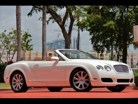 2008 Bentley Continental GTC Convertible for sale