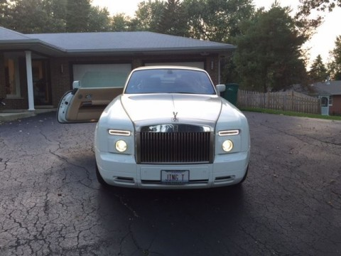 2009 Rolls Royce Phantom Drophead Coupe for sale