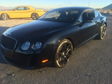 2010 Bentley Continental GT for sale