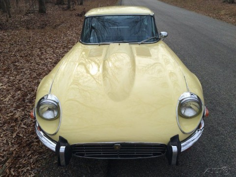 1973 Jaguar Series 3 XKE 2+2 Coupe with Automatic for sale