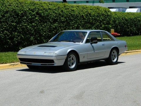 1984 Ferrari 400iA TT Twin Turbo Conversion for sale