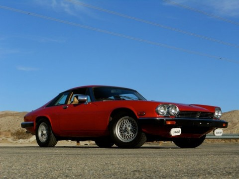 1989 Jaguar XJS 2dr Coupe V12 for sale