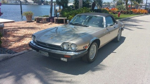 1991 Jaguar XJS Classic Collection Convertible 5.3L for sale