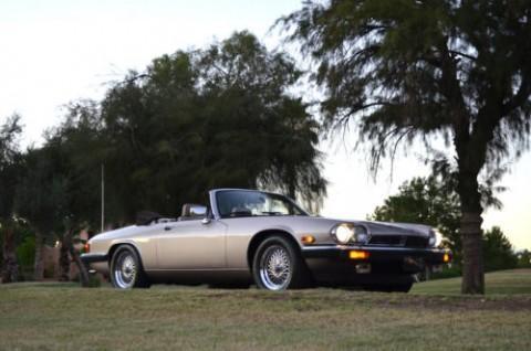 1991 Jaguar XJS Convertible for sale