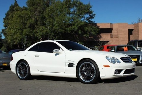 2007 Mercedes Benz SL Class SL65 AMG Convertible for sale