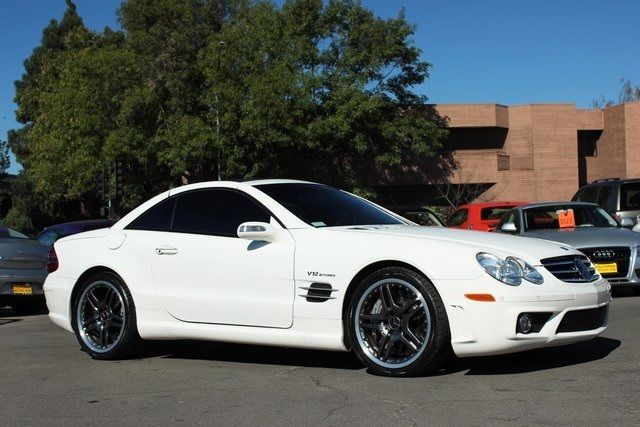 2007 mercedes benz sl class sl65 amg convertible for sale for Mercedes benz sl convertible for sale